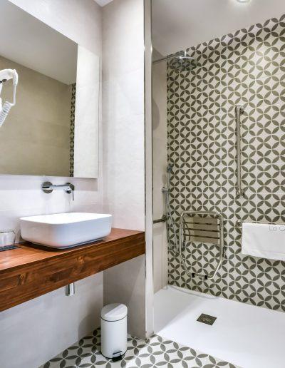 habitación Standard baño