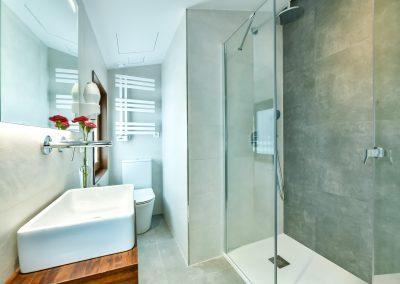 Habitación Superior terraza baño