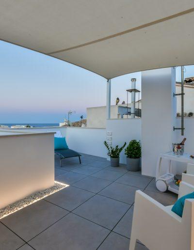 Habitación Superior terraza