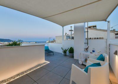 Habitación Superior Suite terraza