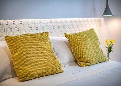 habitación Standard cama