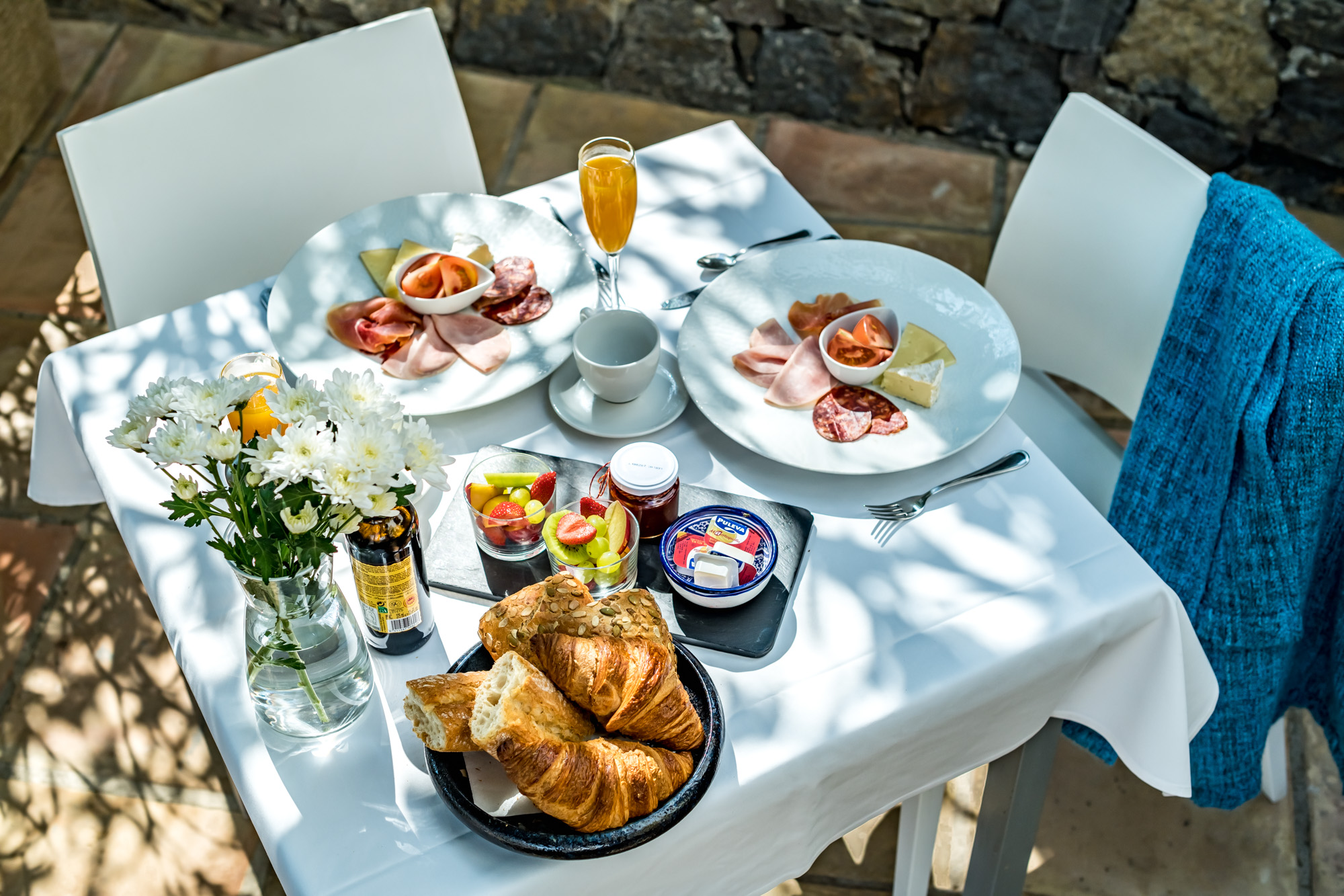 La Costera de Altea breakfast